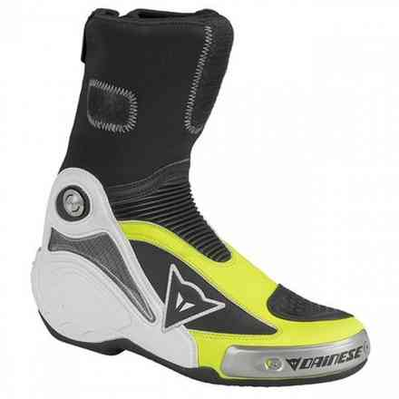 R Axial Pro In Boots black yellow Dainese