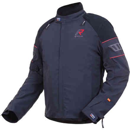 R-Ex Black red Gore-tex jacket RUKKA
