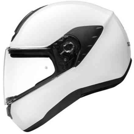 R2 white Helmet Schuberth