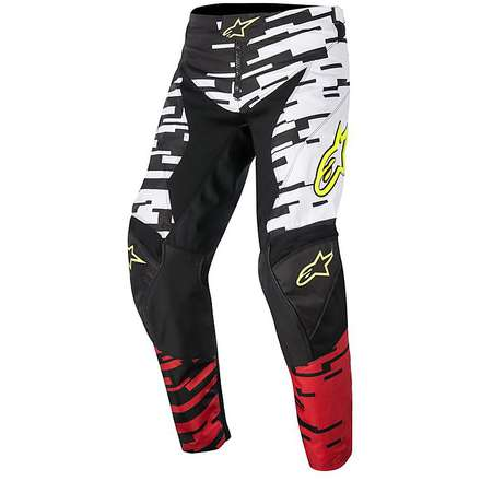 Racer Braap cross pants 2016 black-red-white Alpinestars