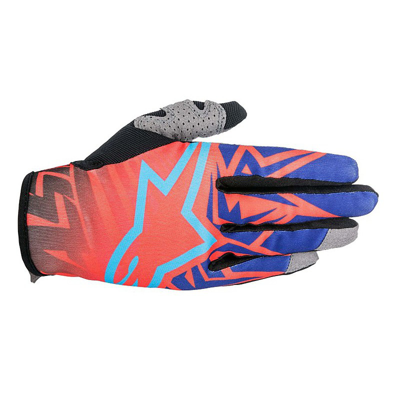Racer Braap gloves Barcia Alpinestars