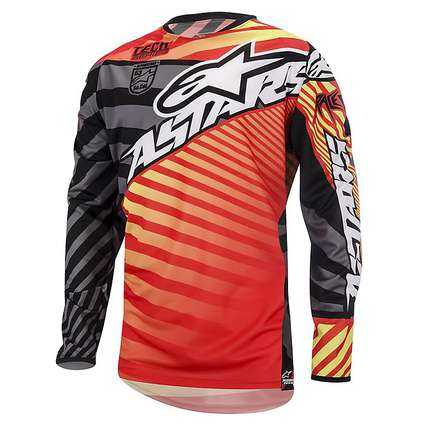 Racer Braap Jersey 2015 orange Alpinestars