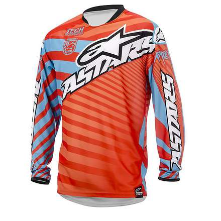 Racer Braap Jersey 2015 red Alpinestars