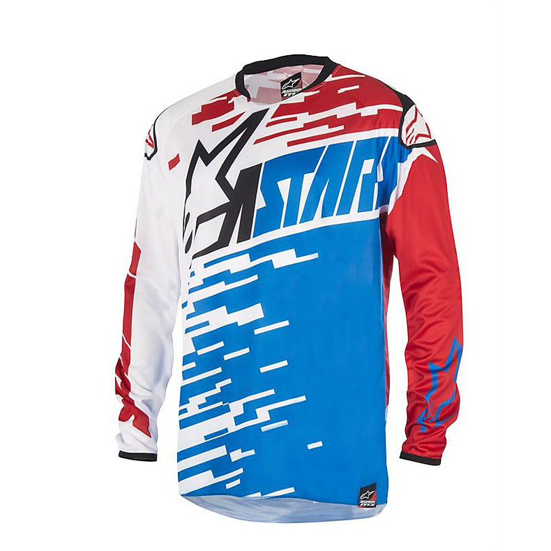 Racer Braap t-shirt cross 2016 Alpinestars