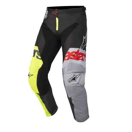 Racer Flagship pant yellow fluo black anthracite Alpinestars