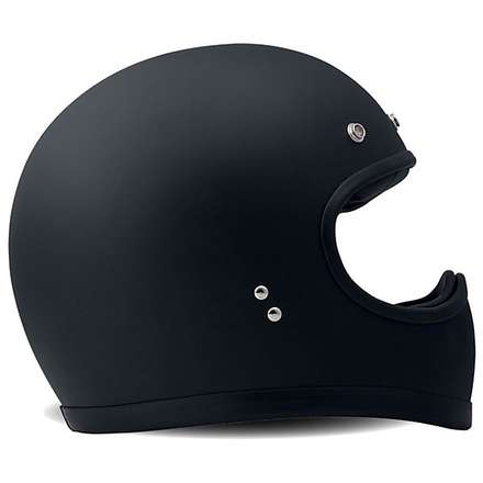 Racer Matt Black Helmet DMD