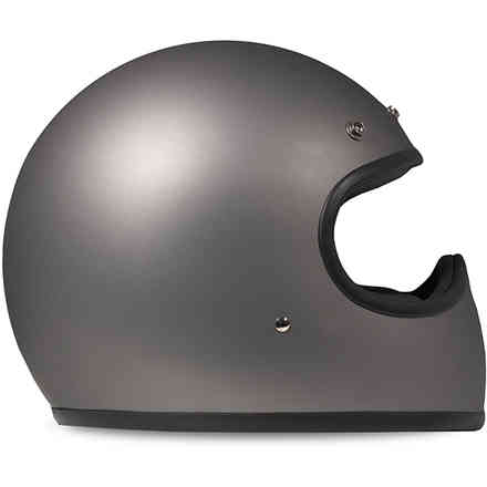 Racer Matt Grey helmet DMD