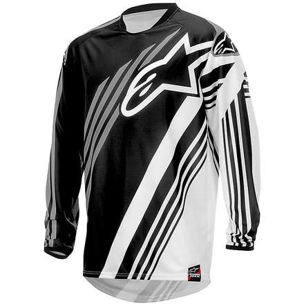 RACER SUPERMATIC JERSEY 2015 black Alpinestars