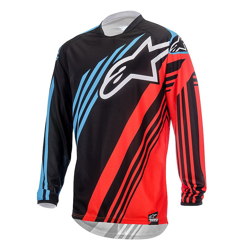 RACER SUPERMATIC JERSEY 2015   Alpinestars