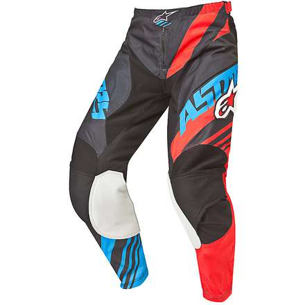 RACER SUPERMATIC PANTALONE OFF-ROAD 2015 ROSSO Alpinestars