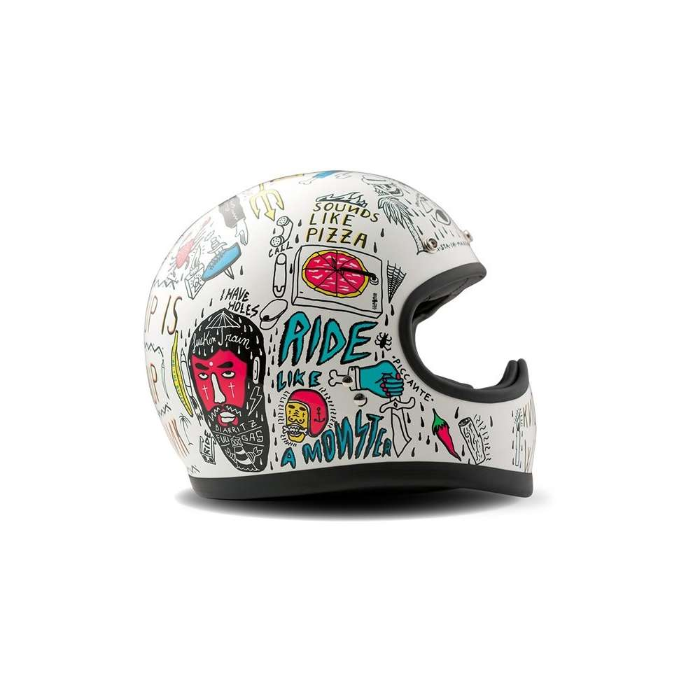 Racer Tribal Helmet DMD