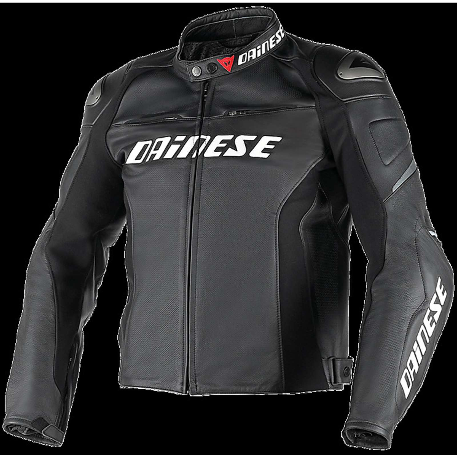 Outlet Racing D1 Jacket perforated Jackets Leather Dainese ...