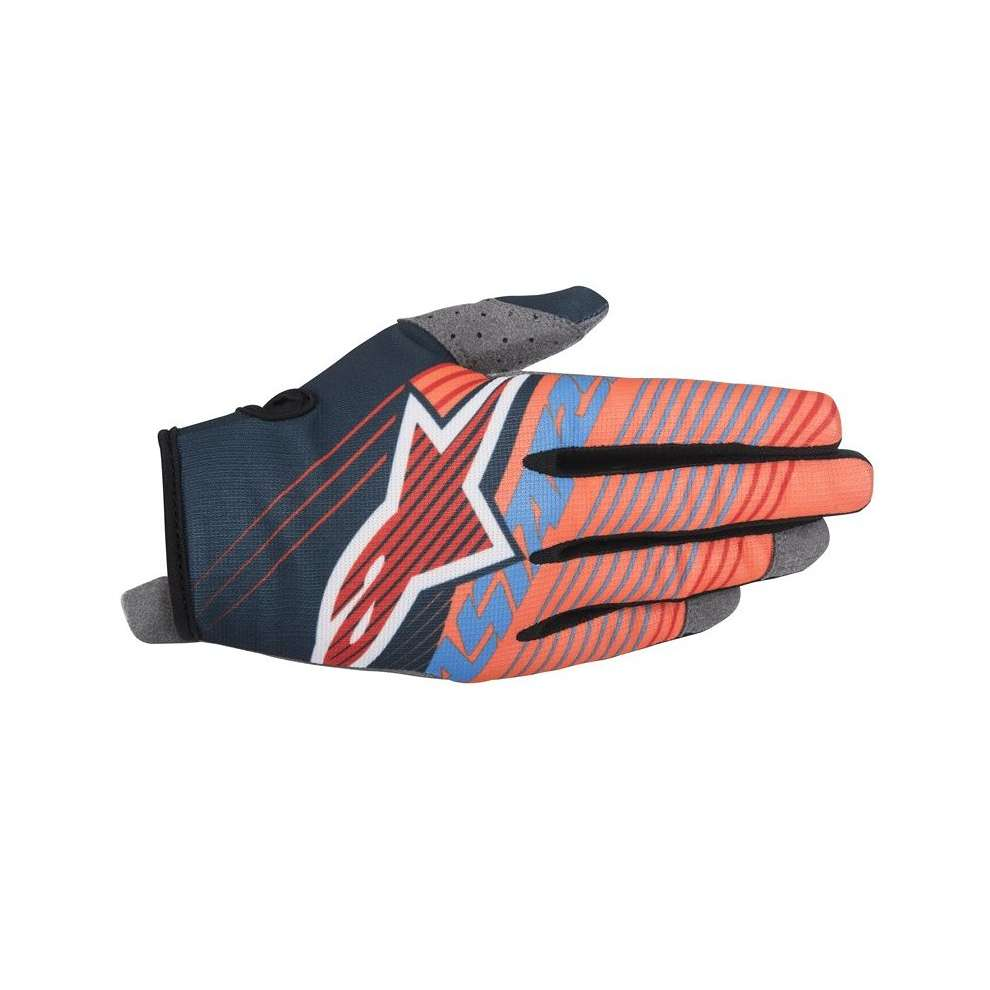 Radar Tracker Gloves orange Alpinestars