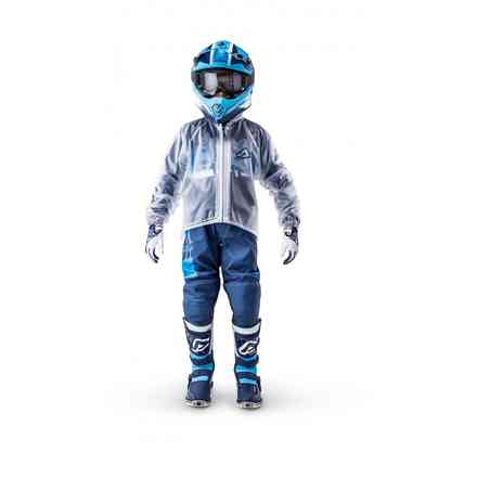 Rain jacket transparent 3.0 child Acerbis