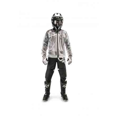 Rain Pro Transparent Jacket 3.0 Acerbis