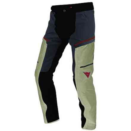 Rainsun pants peyote-black-red Dainese