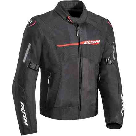 Raptor black red jacket Ixon