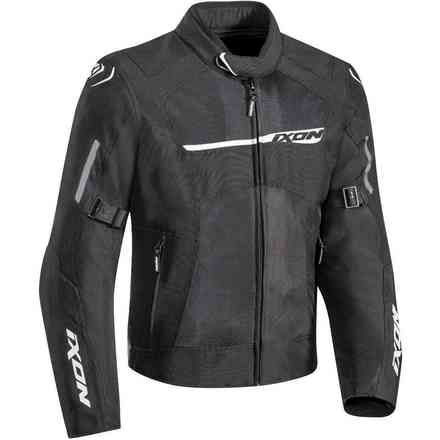 Raptor jacket black white Ixon