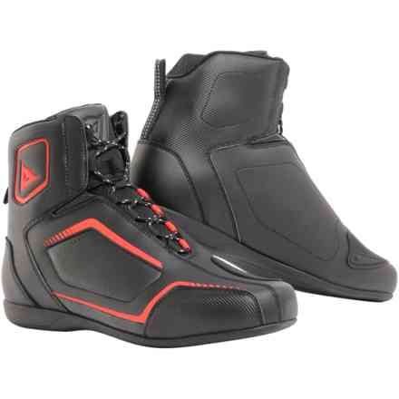 Raptors shoes black red fluo Dainese