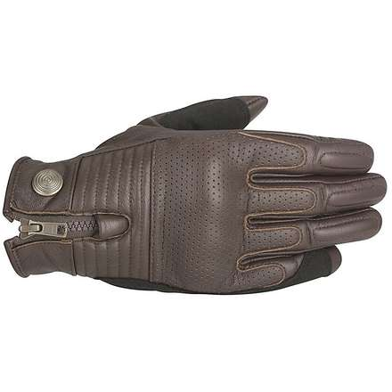 Rayburn tobacco Gloves Alpinestars