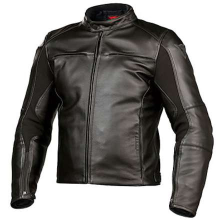 Razon Leather Jacket Perforated Dainese