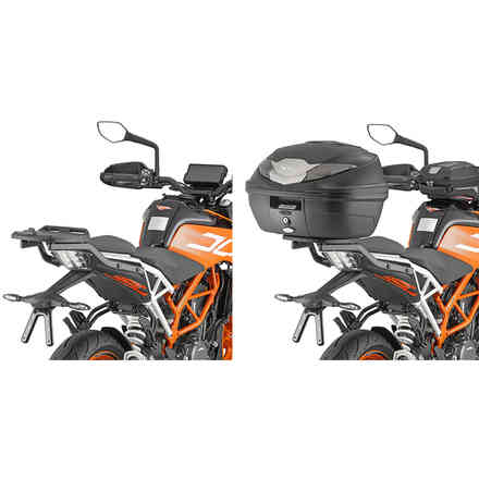 Rear mount Ktm Duke 125-390 (17> 18) Givi