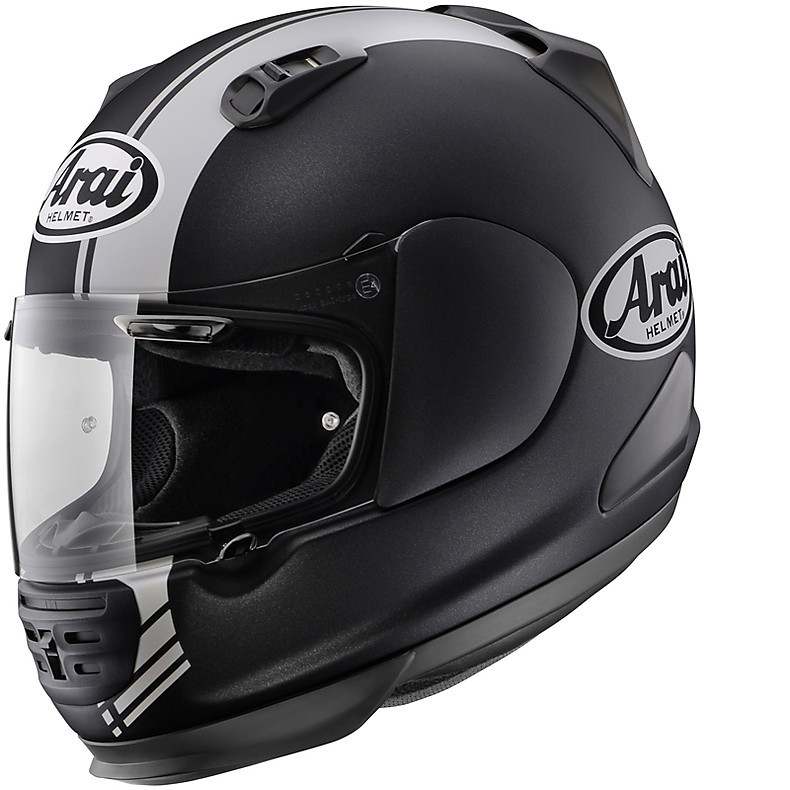 Rebel Base White Helmet Arai