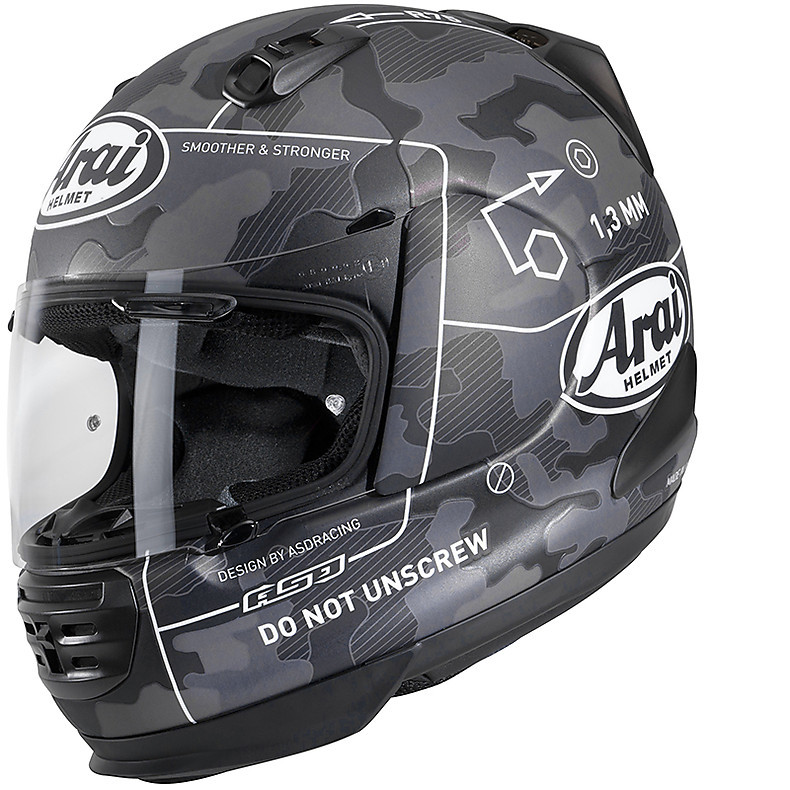 Rebel Command Helmet Arai
