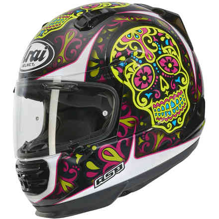 Rebel Mexican Helmet Arai