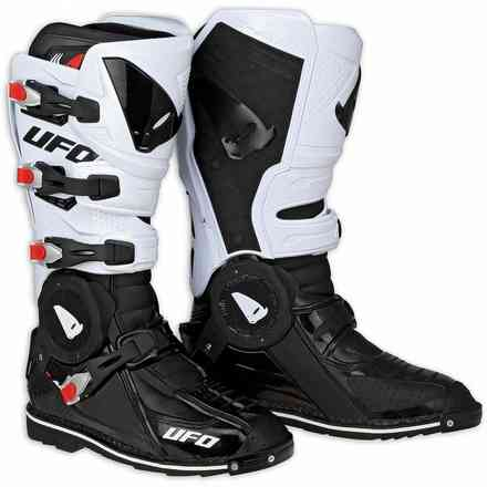 Recon black white Boots Ufo