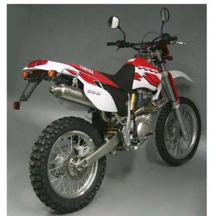Replik Yamaha Tt 600 R '99/01 Tt 600 E '00 Terminale Paris Dakar Arrow