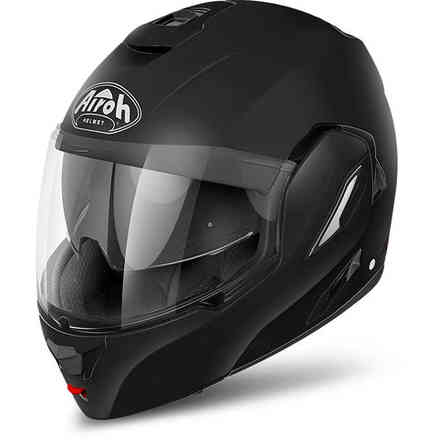 Rev Color matt black Helmet Airoh