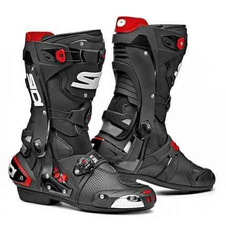 Rex Air black boots Sidi