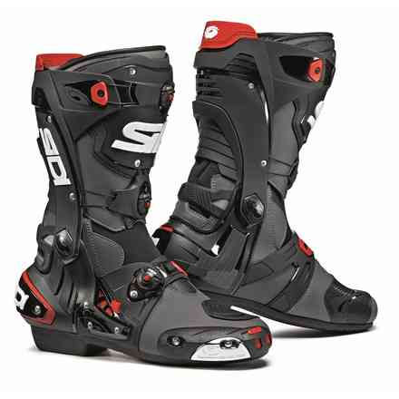 Rex Boots Gray Black Sidi