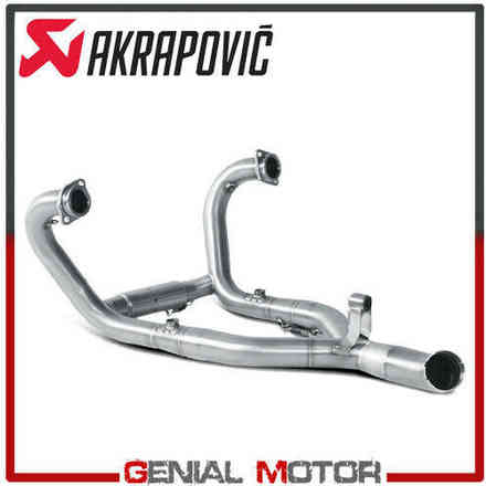 Ricambi Collettore Optional (Inox) Akrapovic