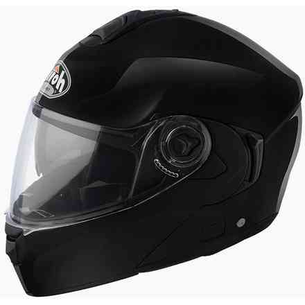 Rides Color black metal Helmet Airoh