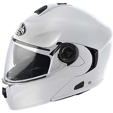 Rides Color Helmet white Airoh