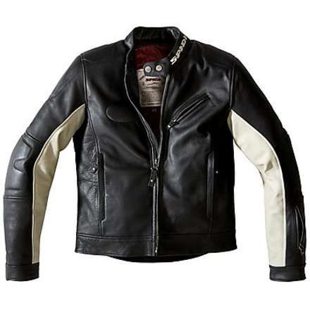 Road Runner Jacket black-ice Spidi