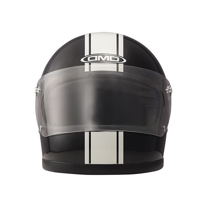 Rocket  Racing Black Helmet DMD