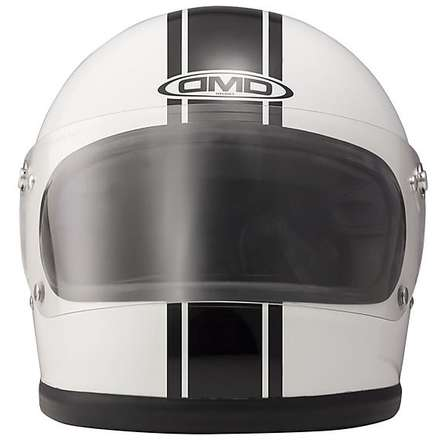 Rocket  Racing White Helmet DMD