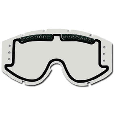 Rolloff Double Clear Lens Just1
