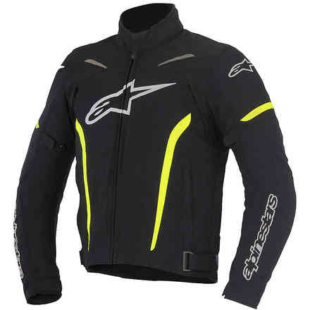 Rox  Jacket black-yellow fluo Alpinestars