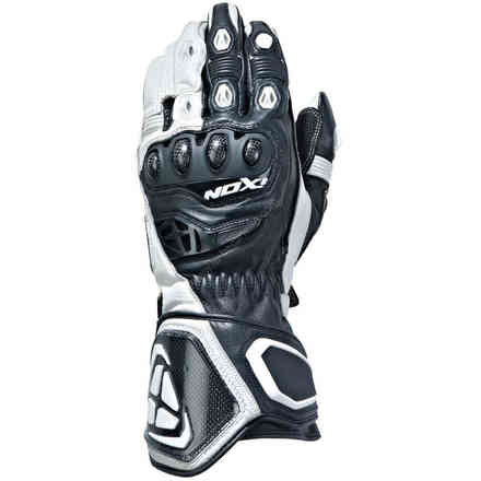 Rs Genius gloves black white Ixon