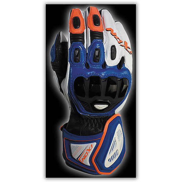 Rs Pro HP Blue / Red / White / Black Gloves Ixon