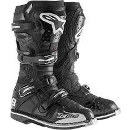 RS TECH 8 BOOT OFF-ROAD MOTOCROSS 2015 schwarz  Alpinestars