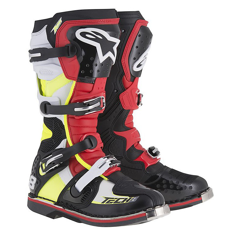 RS TECH 8 BOOT OFF-ROAD MOTOCROSS  Alpinestars