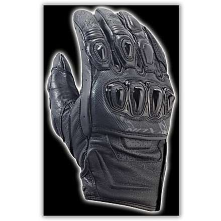 Rs Trigger HP Black Gloves Ixon