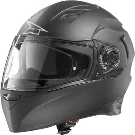 Rs01 Mono Con helmet Matt Black Axo