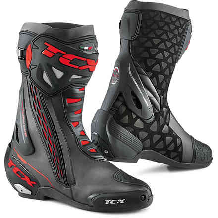 Rt-Race boots black red Tcx