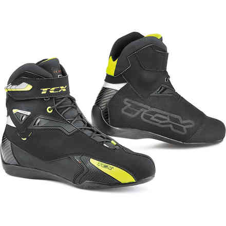 Rush Wp shoes black yellow fluo Tcx